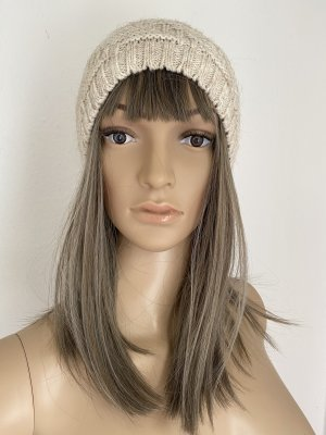 Damen Strickmütze Beanie Made in Italy