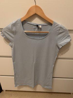 Mango Batik Shirt azure