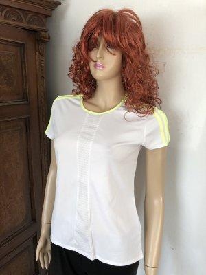 Adidas T-shirt biały