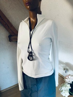 Damen T-Shirt von United Colors Of Benetton weiß Gr Xs-S
