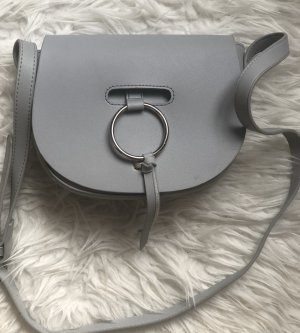 C&A Minibolso color plata