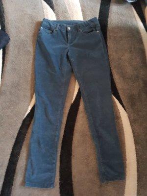 Pantalone termico grigio ardesia