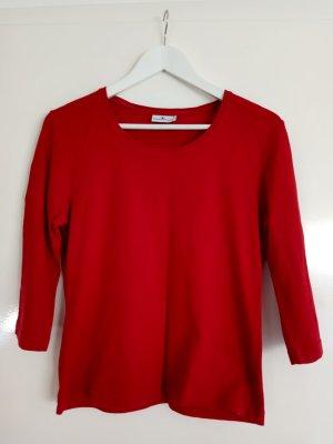 Damen tom Tailor shirt  gr.xl rot