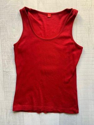 Esprit Basic topje rood