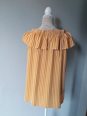 Frill Top natural white-russet