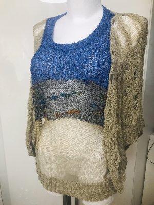 Crochet Cardigan multicolored