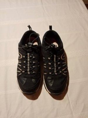 Damen Trekking Schuhe gr38 Blau Graceland