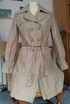 Damen Trenchcoat Crash Mantel Vintage Gr.38 On Parle De Vous Paris