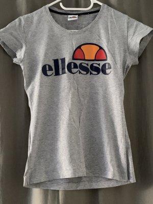 Ellesse T-shirt grigio chiaro