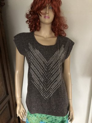 Laura Torelli T-Shirt grey