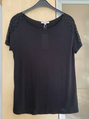 About You Camiseta negro