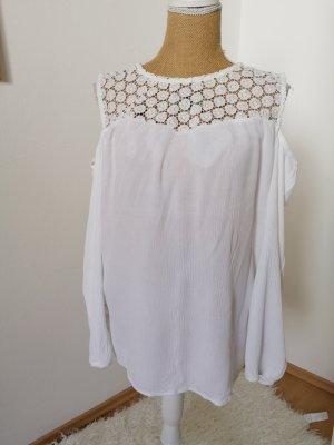 Amy Vermont Blusa a tunica bianco