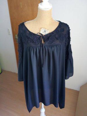 Alba Moda Tunic dark blue
