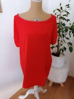 Heine Camicia a tunica rosso