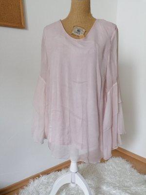 Alba Moda Tuniek zilver-rosé