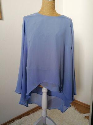 Amy Vermont Blusa a tunica azzurro