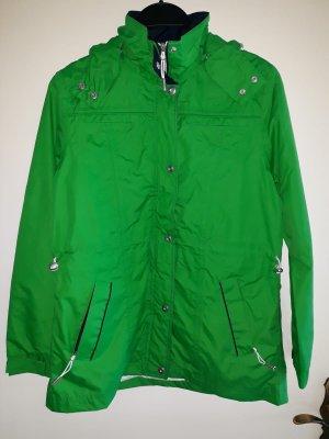 Cross Field Imperméable vert
