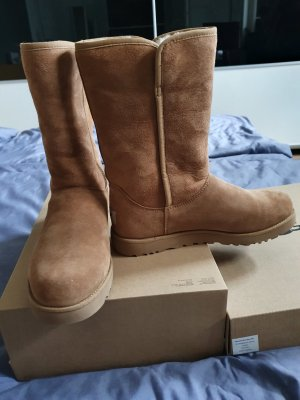 UGG Snow Boots sand brown-camel