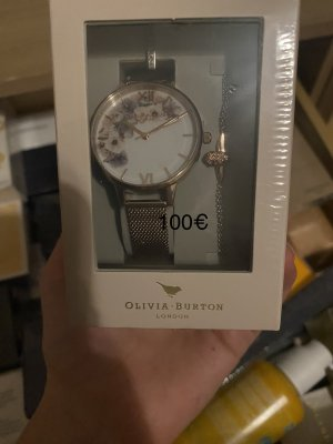 Damen Uhr Olivia Burton