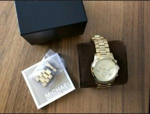 Michael Kors Orologio analogico oro