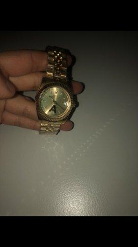 Zegarek automatyczny złoto