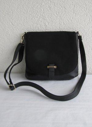 Damen Umhängetasche schwarz von Tchibo