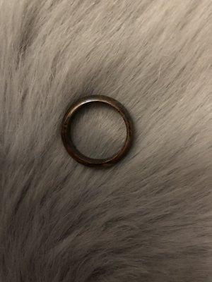 Partner Ring dark brown-black brown