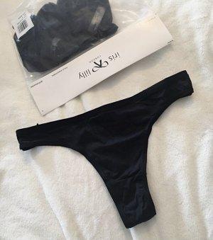 Iris & Lilly Pantalone pigiama nero