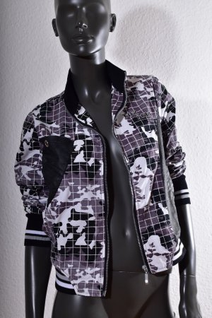 Damen Vintage Jacke  XS Blogger Bomberjacke Bomber