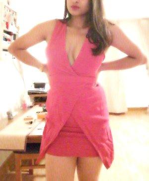 Tkmaxx Evening Dress dark red