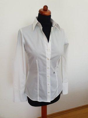 Damen weiße Bluse Hemd