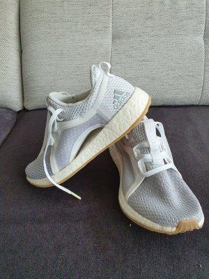 Damen weiße Schuhe Sportschuhe von Adidas
