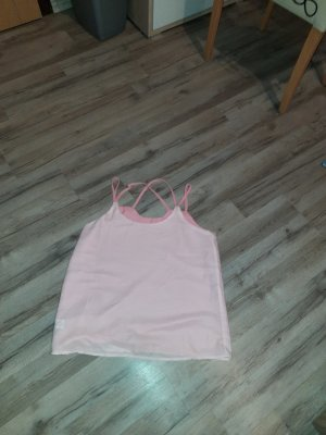 Colloseum Strappy Top light pink-pink