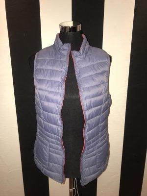 Omkeerbaar vest azuur-magenta