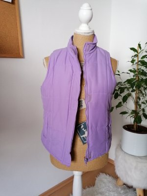Woman Collection H&M Down Vest mauve
