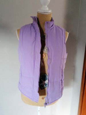 Ohne Quilted Gilet purple