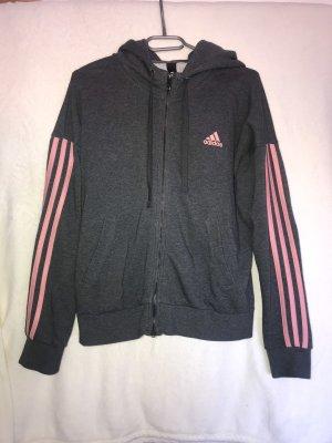 Adidas Sportvest grijs-roségoud