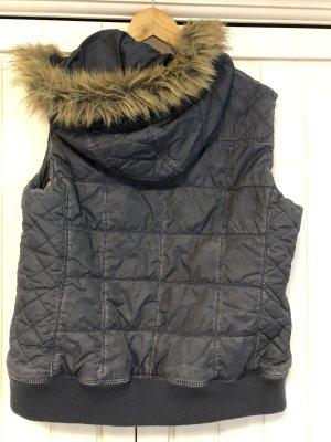 edc by Esprit Capuchon vest azuur Polyester