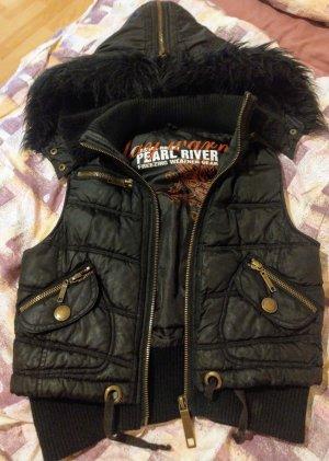 Reversible Vest black