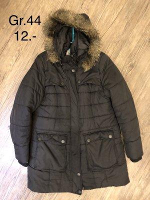 Damen Winter Mantel Gr.44 nur 12.-
