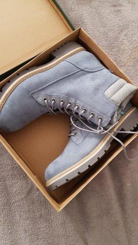 Landrover Chelsea laarzen azuur