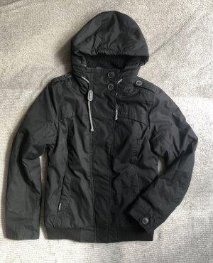 Ragwear Winter Jacket black