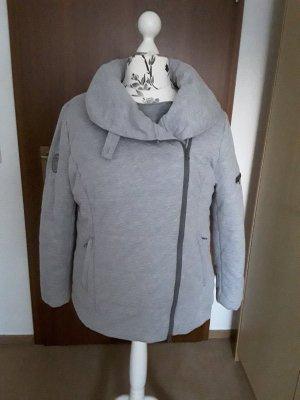 Bon Prix Veste d'extérieur gris clair polyester