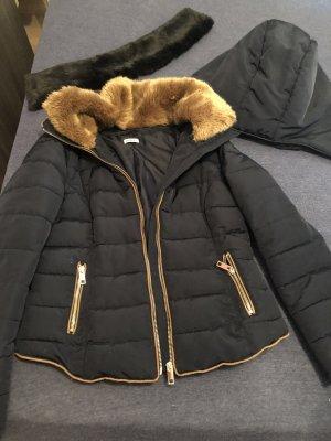 Damen Winterjacke mit Kapuze