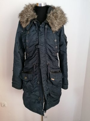 Khujo Winter Coat multicolored
