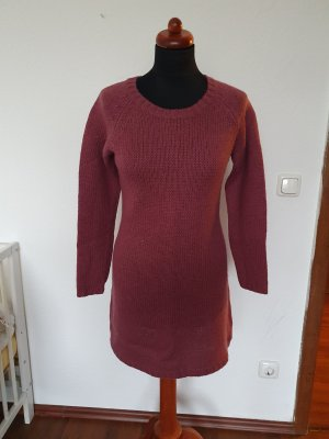 Cecilia Classics Vestido de lana salmón