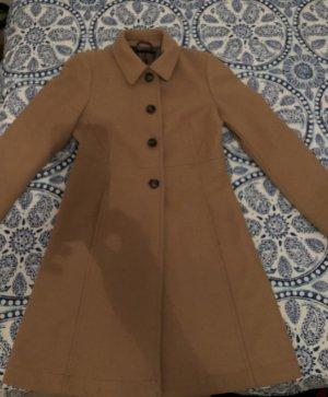 Sisley Wool Coat camel