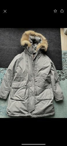 Woolrich Winter Jacket silver-colored
