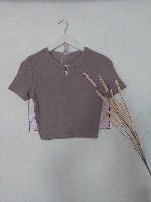 Damen Zara T-Shirt Top, Blogger Top , Gr.M neu mit Etikett