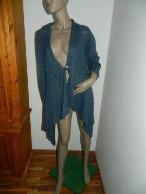 Damen Zipfel Strickjacke Cardigan Grösse XS/S ( 2 )